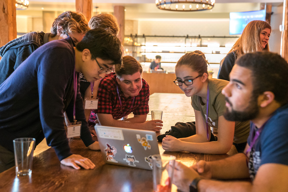 Campus Experts at GitHubField Day